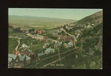 Worcestershire Worcs WEST MALVERN Panoramic view c1900/10s? PPC by Valentine