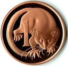 1980 1 cent proof coin