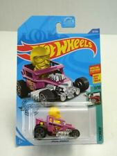 Hot Wheels Tooned 7/10 Purple Skull Shaker Best for Track Special Feature 61/250