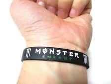 Monster Energy Rubber bracelet  Street Style BMX SK8 X-Sport Motocross Bike DJ