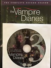 The Vampire Diaries - Season 2, Disc 3 REPLACEMENT DISC (not full season)