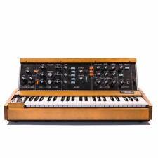 MOOG Analogue Pro Audio Keyboard Synthesisers Modules
