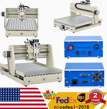 3 Axis 3040 Cnc Router Engraver 3d Cutter Wood Carving Milling Engraving Machine