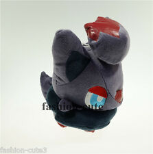 "New Cute Zorua Soft Stuffed Pokemon Plush Toy Doll figure 20cm 7.9"" Gift"