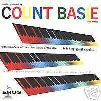 COUNT BASIE Compositions of Count Basie Mono 33 Tours