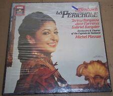 Berganza/Carreras/Plasson OFFENBACH La Perichole - Angel/EMI DSBX-3923 SEALED