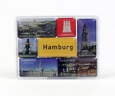 BBV - Magnetset Hamburg, 7-teilig Souvenir