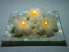 Unscented Medium Decorative Candles