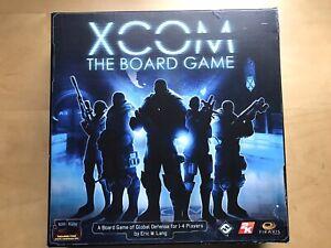 X-COM The Boardgame - Fantasy Flight Games