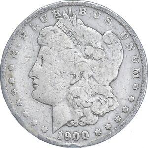 Early - 1900-O Morgan Silver Dollar - 90% US Coin *161