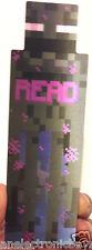 New Minecraft Large 3d Lenticular Holographic Bookmark