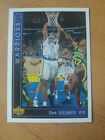 1993-94 Upper Deck #311 - Chris Webber RC - Golden State Warriors RookieTrading Card Sammlungen & Lots - 261329