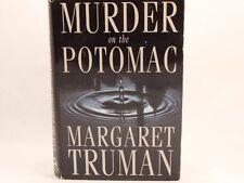 Murder on the Potomac: A New Capital Crimes Mystery, Truman, Margaret,