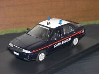 CARABINIERI POLICE Lancia Kappa scorta Banca d'Italia scala 1/43