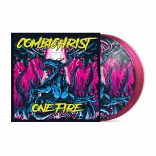Combichrist One Fire Limited Edition 2LP Vinyl Alien Edition 2019 out of Line