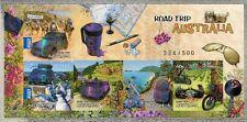 Australien Scott # 1769-1772 50 Gedenktag Wasserkraft-projekt 1999 Auto Australien Australien, Ozean. & Antarktis