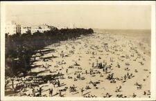 Miami Beach FL Simpson Real Photo Postcard