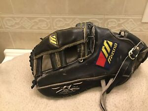 "Mizuno Supreme MZS-F30 13.25"" Baseball Softball First Base Mitt left Hand Throw"