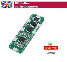 4A-5A PCB placa de protección BMS para 4 paquetes 18650 Li-Ion Batería De Litio Célula