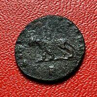 #4303 - RARE - Romaine  Antoninien - Gallien  - FACTURE