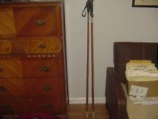 Nordic ski poles, 135 cm