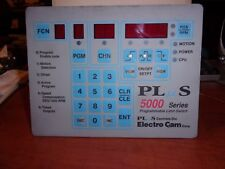 Electro Cam PS-5011-10-N16 Programmable Limit Switch 5000 Series   (07569)
