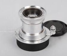 @Rare@ Nikkor-Q.C 50mm f3.5 LTM CLA'd Nippon Kogaku Tokyo Leica Leotax #013760
