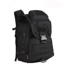 40L Backpack Tactical Package Mountaineering Military Camouflage Bag