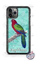 Parakeet Parrot Bird Cute Pet Art Phone Case For iPhone 12 Samsung LG Google 4