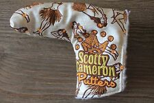 SCOTTY CAMERON 2013 HULA GIRL HAWAIIAN OPEN BLADE PUTTER COVER HEADCOVER