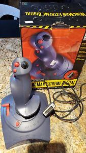 Logitech Wingman Extreme Digital Joystick - Microsoft Flight Simulator - 1997