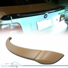 Unpainted BMW E39 5-Series 520i 530i M5 Sedan A-Type Rear Trunk Spoiler