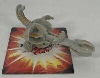 Bakugan Clawsaurus Gray Haos Gundalian Invaders DNA 740G Battle Brawlers