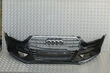 AUDI A4 B8 FRONT BUMPER 2012 TO 2015
