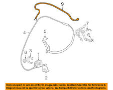 GM OEM-Throttle Accelerator Cable 22615285