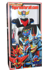 "Grendizer Goldorak PVC 16"" Marmit MANGA Ver 40 cm UFO Actarus Duke Fleed Dream"