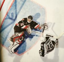Buffalo Sabres Dominik Hasek  Dominator Pad Save Game Action Color 8 X 10 Photo