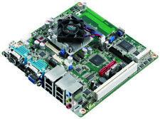 ADVANTECH AIMB-214E-S6A1E MBoard Mini-ITX Intel ATOM D2550 1.86GHz VGA,LVDS 2GbE