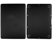 Skinomi Carbon Fiber Black Skin Cover for Apple MacBook Air 13 in. (2010-2011)