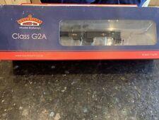 Bachmann OO Gauge Locomotive Class G2A 49361 BR Black Late Crest 31-477DC