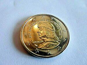 BEAU 2 EURO  COM  MONACO  2012 LUCIEN 500 ANS D'INDEPENDANCE SOUS CAPSULE