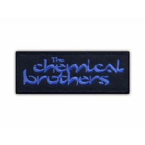 The Chemical Brothers Embroidered PATCH/BADGE