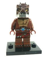Lego Chima Minifigure Crug (loc004) From Sets 70014 70002 70112