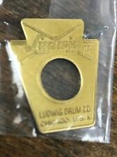 Ludwig 60's Keystone Badge - Reproduction
