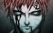 "080 Naruto - Gaara NINJA Fighting Hot Japan Anime 22""x14"" Poster"