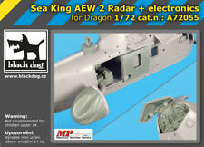 Black Dog A72055 Resin 1/72 Sikorsky Sea King AEW.2 Radar + electronics Dragon