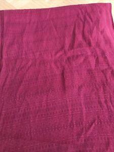 Tragetuch Baby Didymos 520 cm rot Grösse 7 Babytragetuch Babytrage