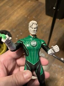 Green Lantern Hal Jordan Custom Resin Casted Head Phicen Mezco Neca 1/12