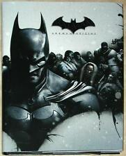 BATMAN: ARKHAM ORIGINS GAME GUIDE & WALKTHROUGH ~ OWEN & EPSTEIN ~ 1st PRINT HC