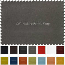 Soft Faux Leather Thick Durable PU Upholstery Fabrics Leatherette Vinyl Material